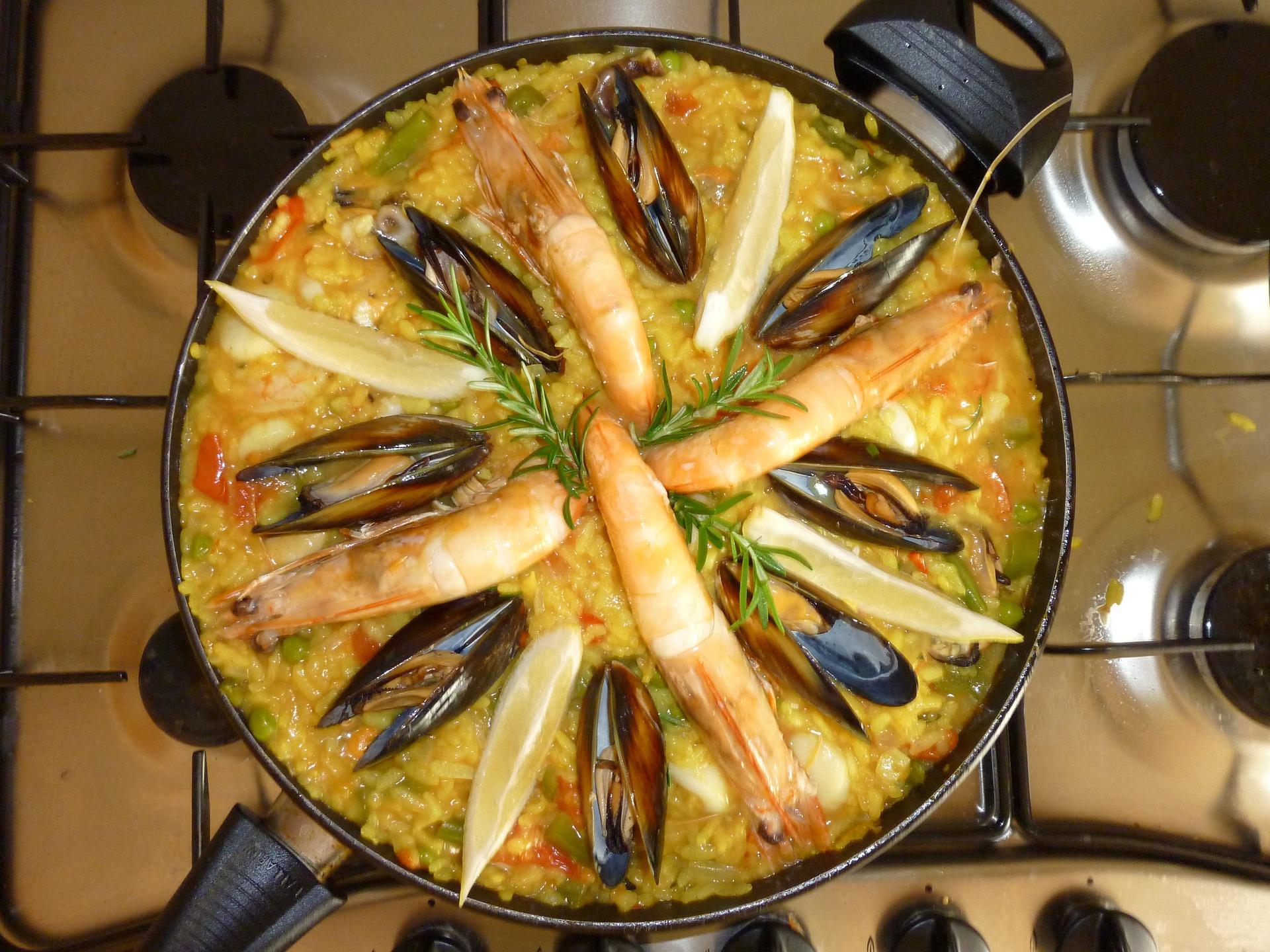 cocina gastronomia espana