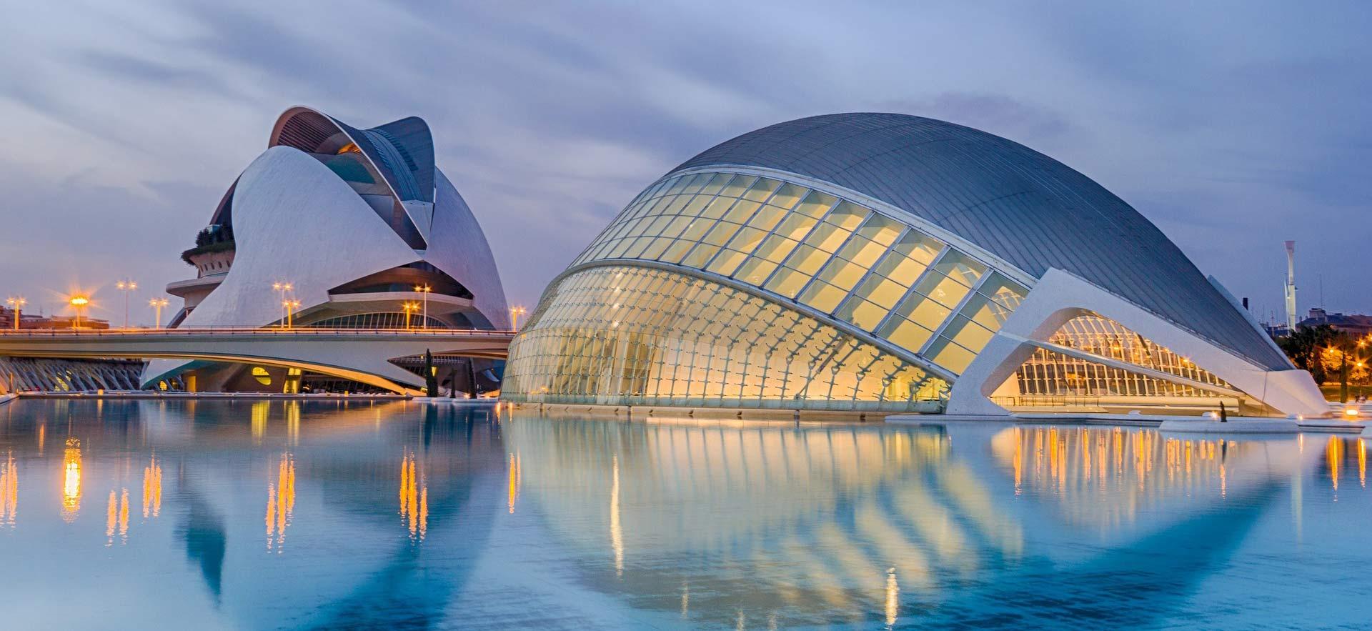 valencia ciudad artes