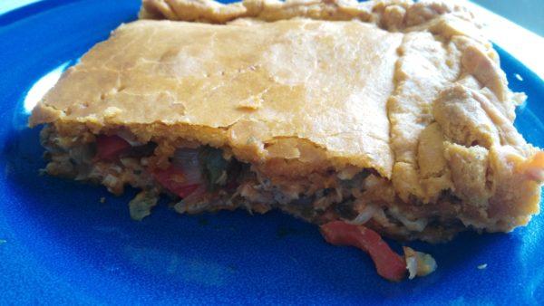 Recipe Galician tuna pie